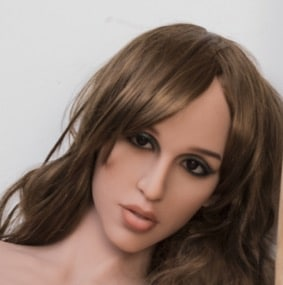 Fine Love Doll TPE Doll Head #549
