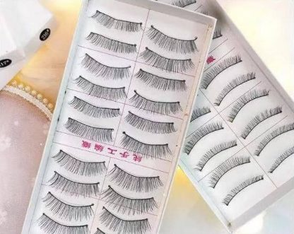 eyelashes tpe dolls