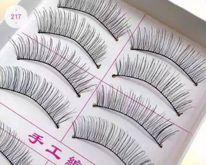 finelovedolls makeup kit eyelashes
