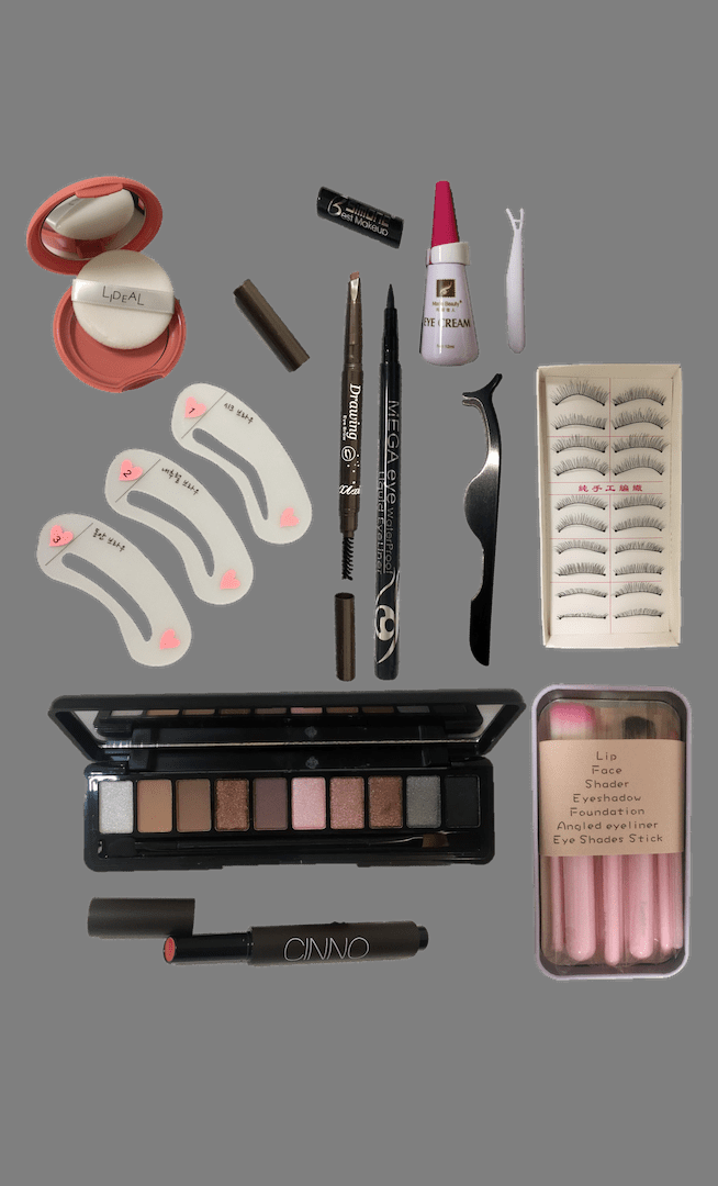 TPE Dolls Makeup Kit