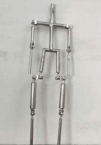 TPE Dolls standard skeleton