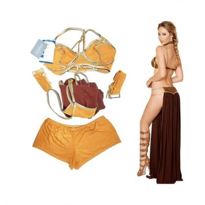 leila tatooine costume