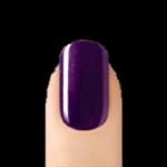 Hand Nails #8 Dark Violet