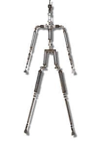 dollhouse 168 evo skeleton dh168
