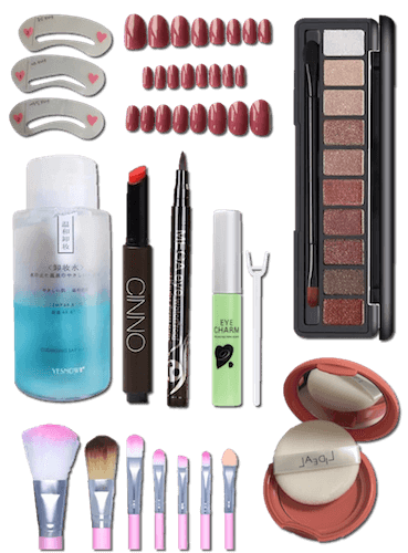 finelovedolls makeup kit thumbnail
