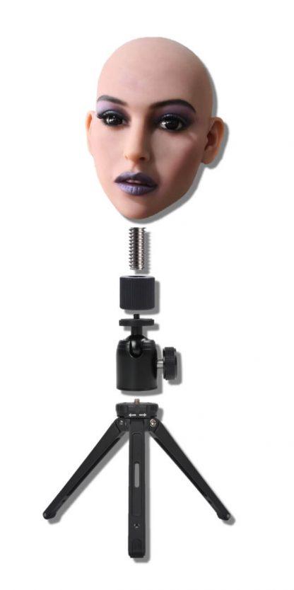 tpe doll tripod headstand