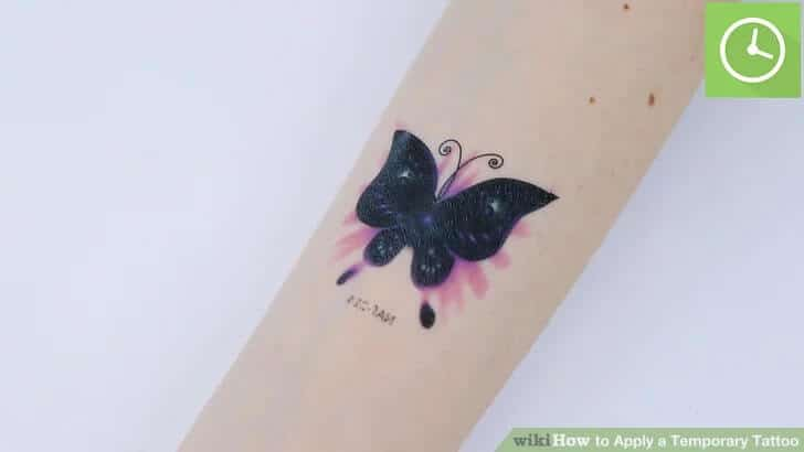 apply tattoo decal on tpe dolls