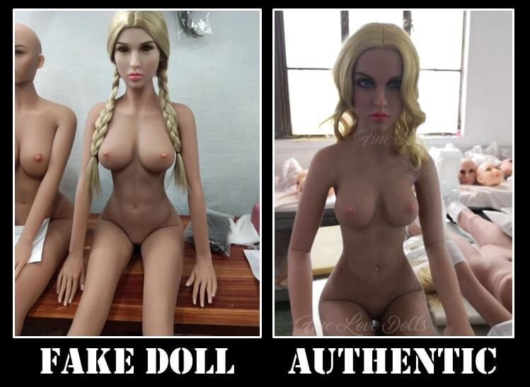 real sex dolls vs fake sex dolls