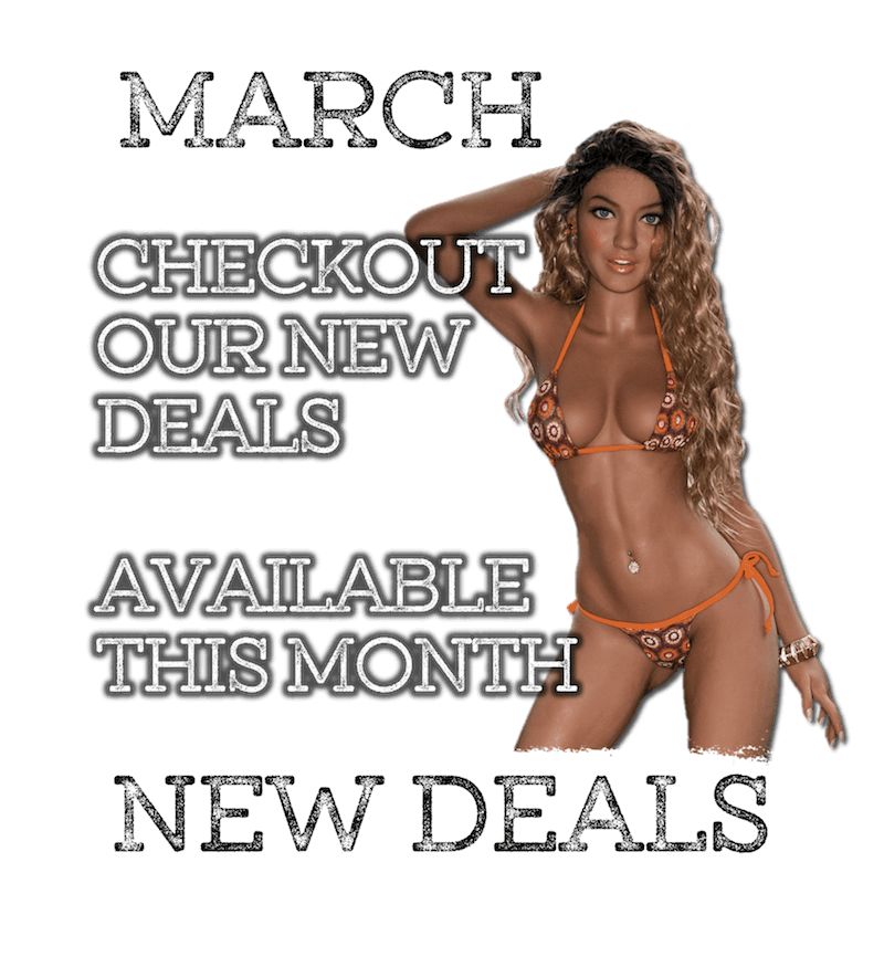 sex dolls deals and offers march 2019