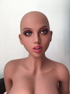 Preparing your TPE Doll to remove makeup