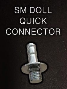 sm doll quick connector