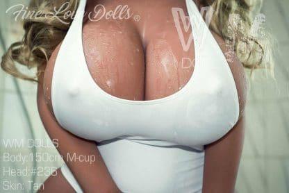 huge boobs wm doll